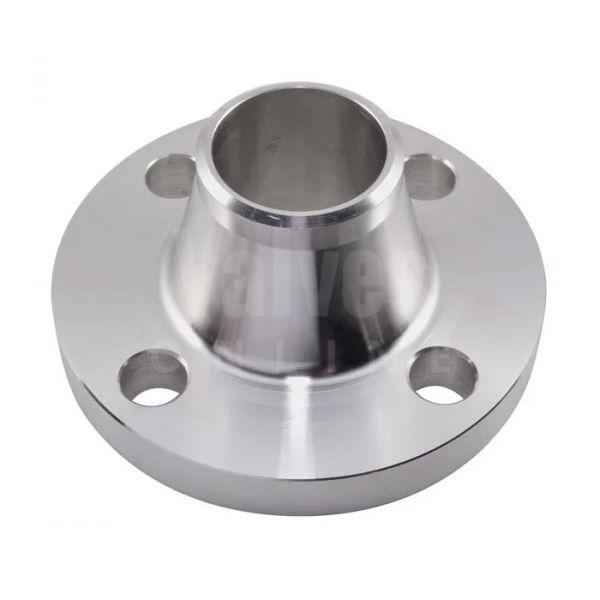 316L Stainless Steel Weld Neck Flange SCH10 – PN16