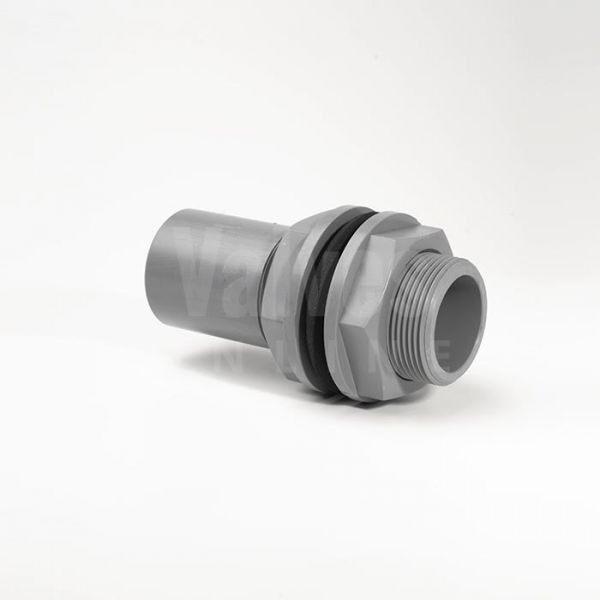 ABS Imperial Inch Tank Connector x Male Thread