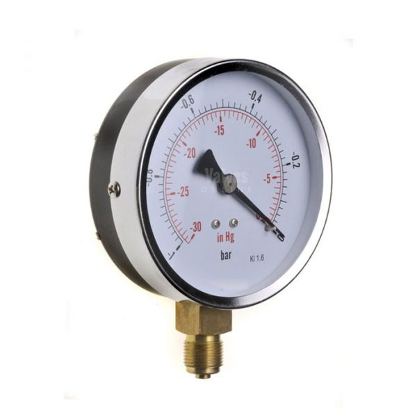 Industrial HVAC Pressure Gauge