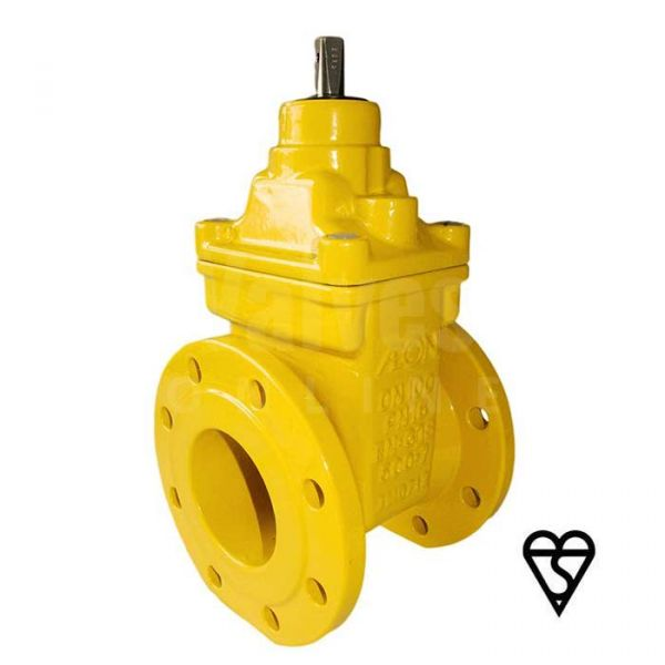Ductile Iron Gate Valve Gas Approved BSI V7 Type A