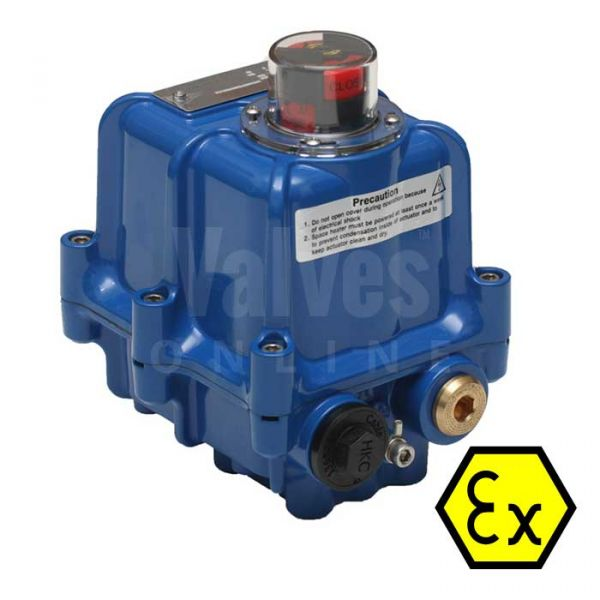 HQ006 ATEX Approved Electric Actuator
