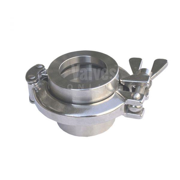 Inoxpa 8057 Hygienic Clamp Flat Sight Glass