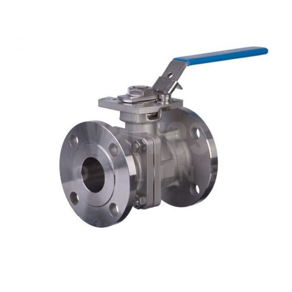 Manual Flanged Ball Valve for Steam PN16 & ANSI 150
