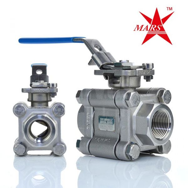 Mars V Sector Control Ball Valve Series 88