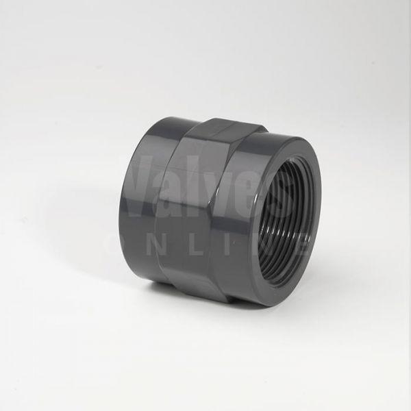 PVC Threaded Socket