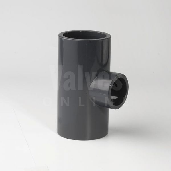 PVC Metric Reducing Tee