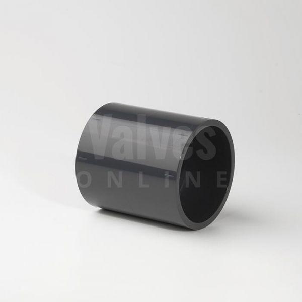 PVC Imperial Inch x Metric Adaptor Socket