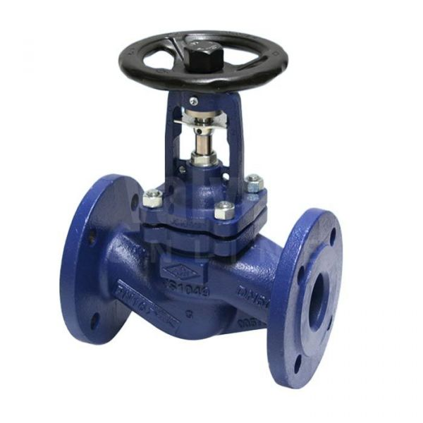 PN40 Cast Steel ARI FABA Plus Globe Regulating Valve