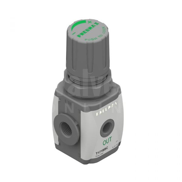 Pneumax AIRPLUS Modular Pressure Regulator