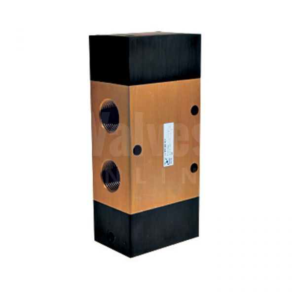 Series 211 Mechanical Pneumatic Valve 3/2 & 5/2 - 1