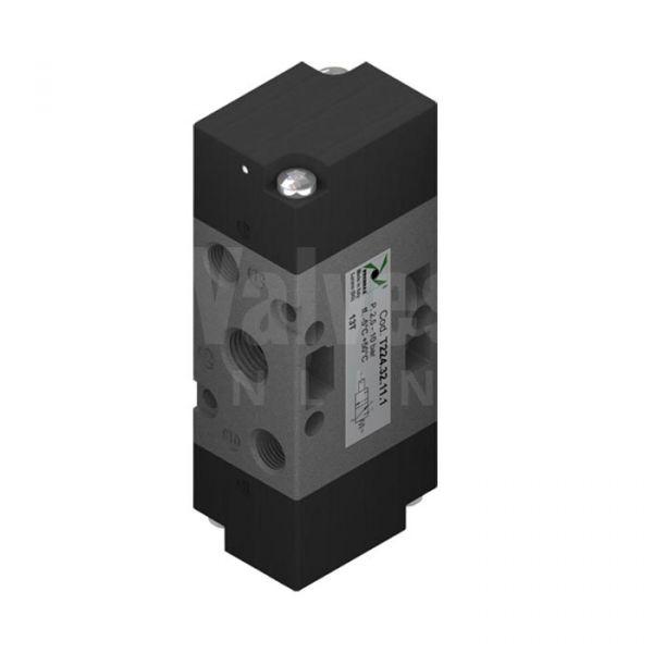 Series T224 Mechanical Pneumatic Valve 3/2 & 5/2 - 1/4