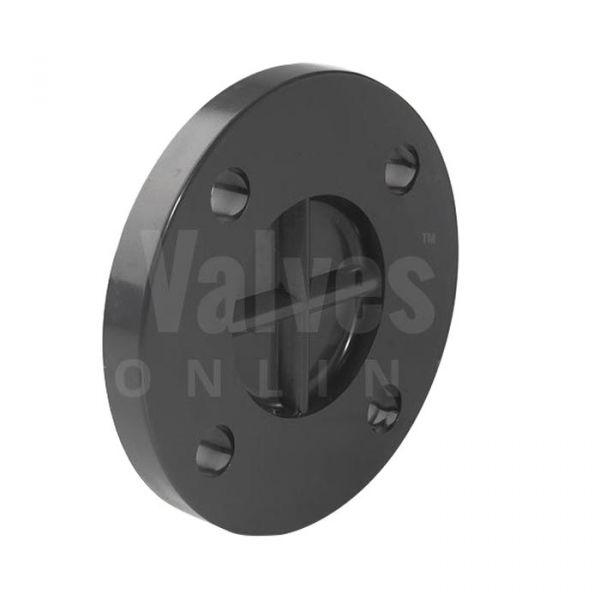 PVC Metric Blank Flange BS4504 PN10/16
