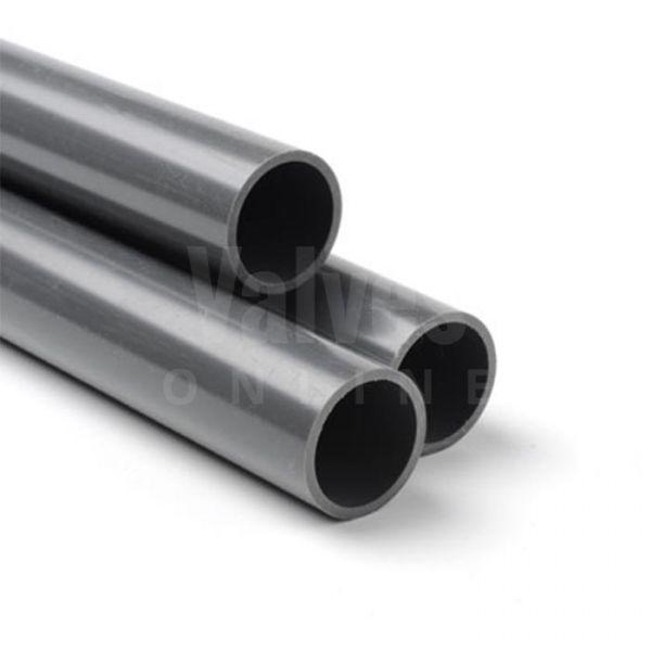 PVC-U Metric Pressure Pipe 16 Bar
