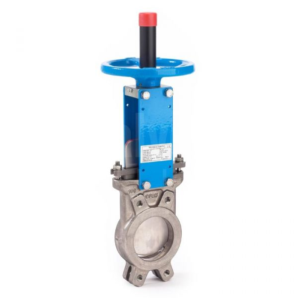Zubi Stainless Steel Knife Gate Valve