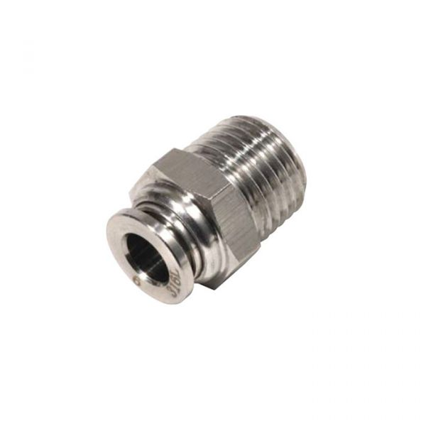 Stainless Steel Male Stud Fitting