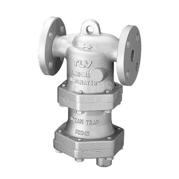 TLV DC3S Flanged Cyclone Separator (with integral strainer & steam trap) for Steam