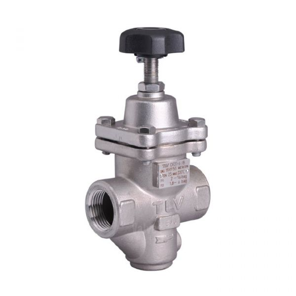 TLV DR20 Direct Acting Pressure Reducing Valve for Steam