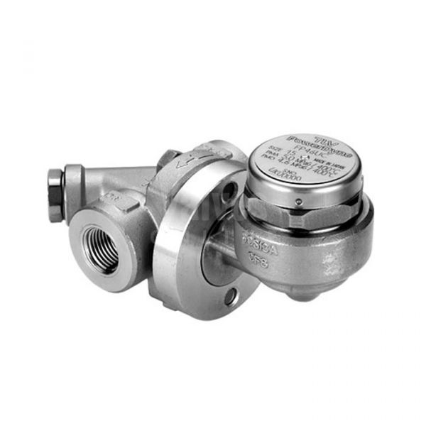 TLV FP46UC Thermodynamic Steam Trap Quick Trap Station