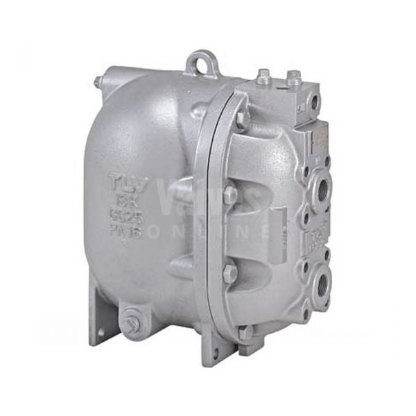 TLV GP10L PowerTrap® (Mechanical Pump with Built in Check Valves)