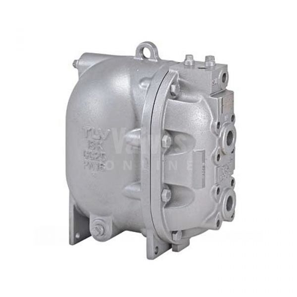 TLV GT10L PowerTrap® (Mechanical Pump with Built-in Trap & Check Valves)