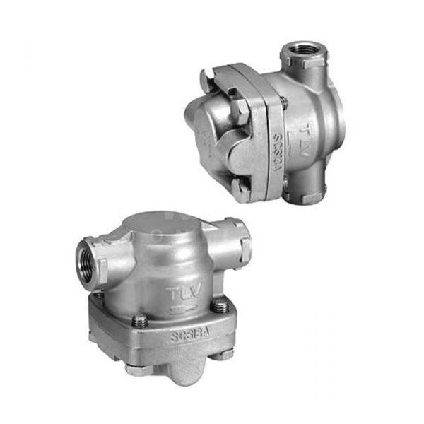 TLV SS1 Free Float Steam Trap for Mains Line Drain