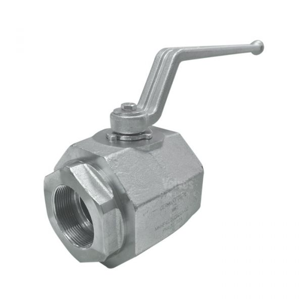 High Pressure Ball Valve Hydraulic Stainless Steel MKH/SS