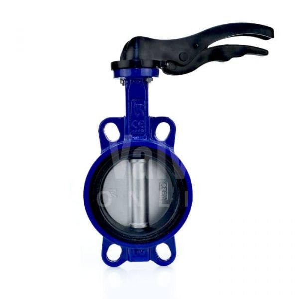 Ductile Iron Wafer Butterfly Valve