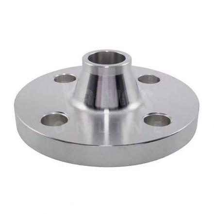 316L Stainless Steel Weld Neck Flange SCH40 – PN16