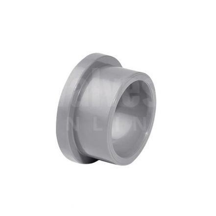 ABS Imperial Inch Stub Flange Serrated Face