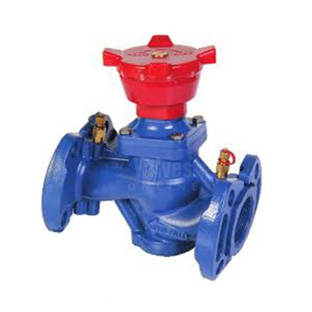 Balancing Valve Variable Orifice Screwed BSPP