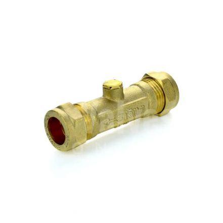 CR Brass Double Check Valve