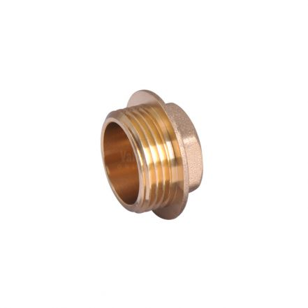 Brass Plug Fitting