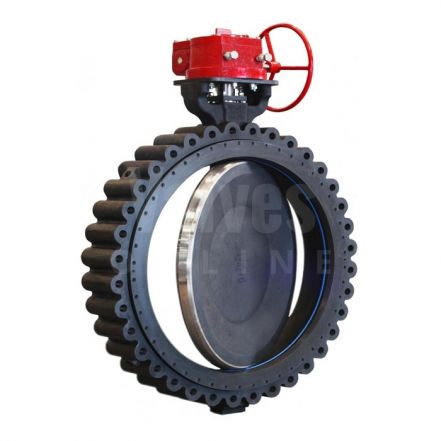 Series 41R High Performance Butterfly Valve for Sugar Industry