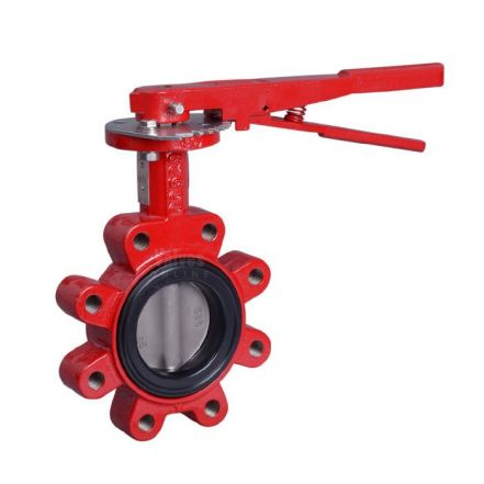 Bray Series 31 Lugged ANSI 150 Butterfly Valve - 316 Stainless Steel Disc