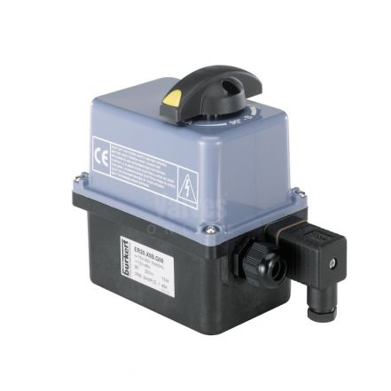 Polyamide Electric Actuator Type 3003 - 20Nm - 100Nm