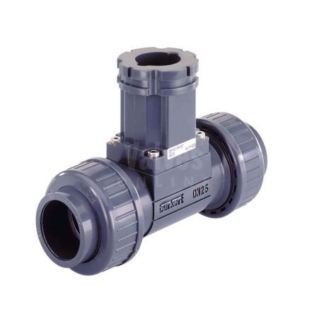 Burkert Type S020 Plastic Insertion Flow Fitting
