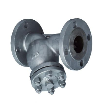 Cast Steel Y Strainer ANSI Class 300