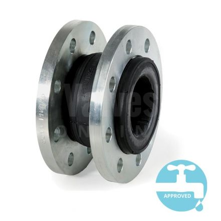 Flanged PN16 Expansion Bellows