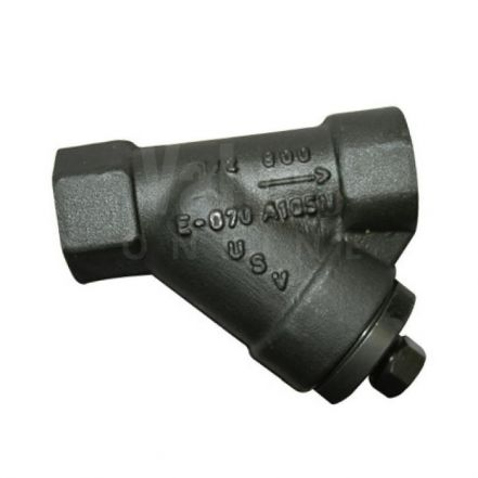 Forged Steel Y Type Strainer Class 800