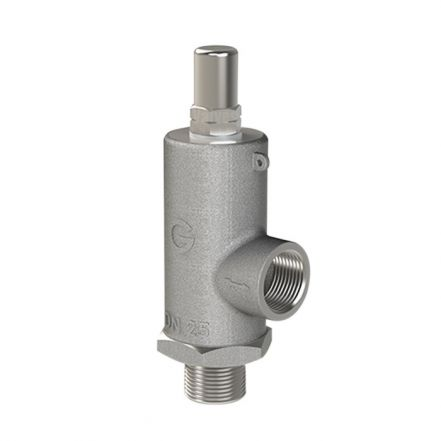 Gresswell G36 Stainless Steel Proportional Lift Pressure Relief Valve