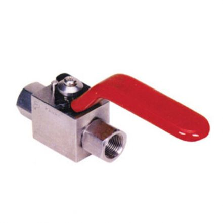 High Pressure Ball Valve Stainless Steel 400 BAR