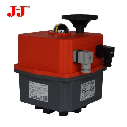 J+J J4C-140 Electric Actuator Multi Voltage 140Nm