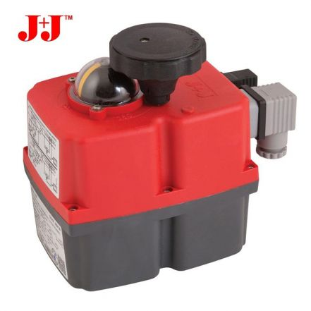 J+J J4C-S35 Electric Actuator Multi Voltage 35Nm
