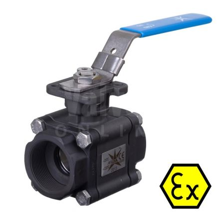Mars Ball Valve Series 88 Fire Safe Anti Static Carbon Steel