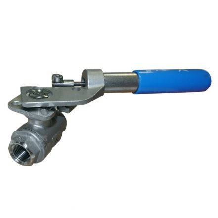 Mars Ball Valve Series 22 Full Bore Direct Mount Spring Return Handle