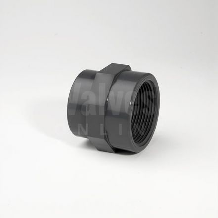 PVC Female x Female Threaded Reducing Piece