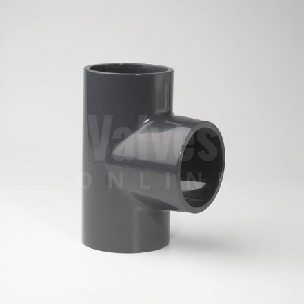 PVC 90° Metric Tee