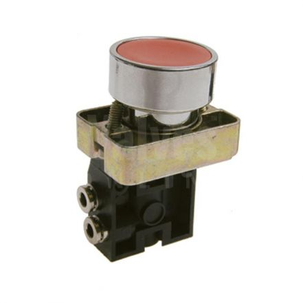 Series 104 Push Button Pneumatic Valve 3/2 & 5/2 - 4mm