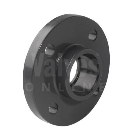 PVC Metric BS4504 PN10/16 Full Face Flange