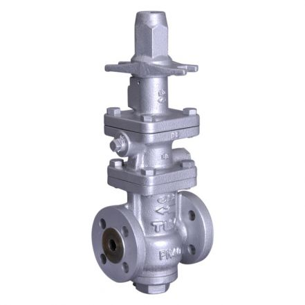 TLV COSR Ductile Iron Flanged Pressure Reducing Valve